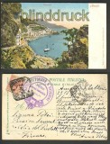 Amalfi farb-AK Panorama 1907 (a0774)