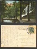 Bad Harzburg farb-AK Partie am Radauwasserfall 1912 (d4200)