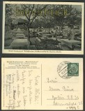 Fichtenwalde bei Beelitz Hotel Restaurant Waldfrieden 1935 (d4229)