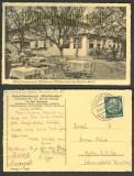 Fichtenwalde bei Beelitz Hotel Restaurant Waldfrieden 1935 (d4231)