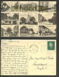 Fehrbellin sw-AK 9 Ansichten 1929 (d4232)