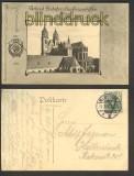 Verband dt. Handlungsgehülfen sw-AK Kreisverein Magdeburg 1906 (d4259)