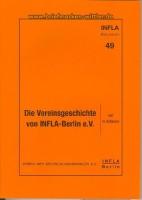 Infla-Bücherei Band 49 Vereinsgeschichte 2001 (24296)