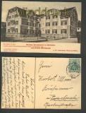 Bad Wörishofen sw-AK Kurhaus Sebastinaeum 1914 (d4316)