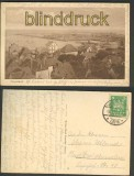 Helgoland sw-AK Panorama 1926 (d4412)