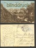 Cassel farb-AK Fulda und Unterstadt 1915 (d4520)