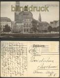 Gruss aus Kiel sw-AK Stadttheater 1914 (d4549)