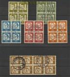 Bund Bedeutende Deutsche gestempelte Einheiten (24669)