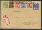 All. Bes. Mi # 962 a R-Fern-Brief gepr. Schlegel BPP (24712)