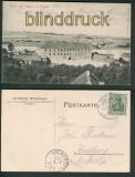 Düppel Dybbøl sw-AK Blick auf Schloß und Düppel 1907 (d4739)