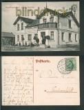 Rödding Rødding sw-AK Handelsgartneriet Flora 1911 (d4748)