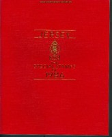Jersey Jahrbuch 1986 kplt. mit ** Marken  (25018)