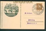dt. Reich Privat-GSK PP 106 C 13 / 01 SSt. Heidelberg (25370)