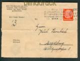dt. Reich Mi # 517 POL-Lochung Magedurg 1936 geprüft (25429)