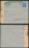 dt. Reich Auslands-Zensur-Brief Biala-Bielitz 1940 (25474)