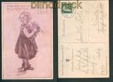 Bayern Privat-GSK PP 27 C 84/03 bayr. Blumentag 1913 (25516)