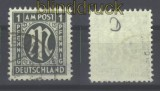 Bi-Zone AM-Post Mi #  16 D gestempelt geprüft Hettler (16300)