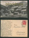 Bad Petersthal-Freyersbach sw-AK Gesamtansicht 1921 (d4979)