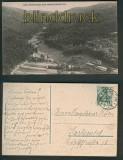 Bad Kirnhalden vom Kirnhaldenblick sw-AK 1911(d4984)