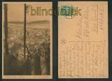 Friedrichroda sw-AK Blick vom Abtsberg 1924 (d5013)