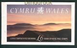 GB-Wales Markenheftchen Mi # 1 postfrisch (26134)