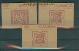 Kanada 3 x MH Mi # 110 postfrisch (26307)