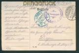 Feldpost 1. WK Res. Aschendorf geprüft Lingen 8.3.1916 (26232)