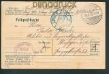 Feldpost 1. WK Steinbild geprüft Lingen 19.6.1916 (26233)