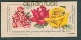 DDR Markenheftchen Mi # 6 I 1 postfrisch Rosen (26335)