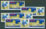DDR Mi # 1573/74 Zusammendrucke WZd 217/20 postfrisch (26381)