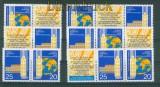 DDR Mi # 1575/76 Zusammendrucke WZd 221/26 postfrisch (26383)