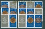 DDR Mi # 1592/93 Zusammendrucke WZd 227/32 postfrisch (26385)