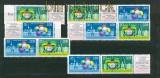 DDR Mi # 2345/46 Zusammendrucke WZd 376/81 postfrisch (26430)