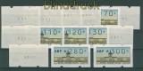 Berlin ATM Mi # 1 Tastensatz 1 postfrisch (26330)
