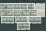 Berlin ATM Mi # 1 Tastensatz 1 postfrisch (26331)