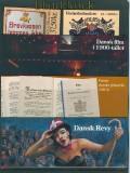 Dänemark 15 verschiedene MH und Folienblätter postfrisch (26996)
