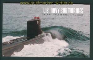 USA MH Mi 240 U-Boote postfrisch (27004)