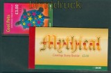 Irland 2 verschiedene Markenheftchen postfrisch (27017)