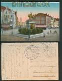 Marine-Feldpost 8. Komp. I/Batl. 2. Matr. Artl. Regt. 1916 (27078)