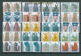 Bund Mi # 1339 bis 2009 postfrisch Sehenswürdigkeiten waagerechte Paare (26667)