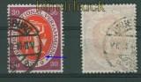 dt. Reich Mi # 110 c IV gestempelt geprüft Infla (26824)