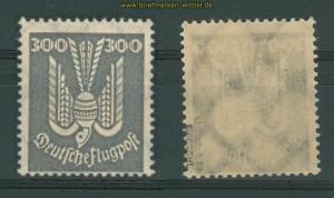 dt. Reich Mi # 350 postfrisch gepr. Schlegel (26841)