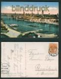 Bremen farb-AK Panorama 1917 (d5053)