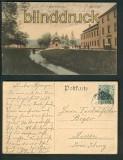 Bad Eilsen farb-AK Neuer Trinkbrunnen 1907 (d5107)