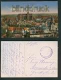 Metz farb-AK Gesamtansicht Feldpost 1917(d5184)