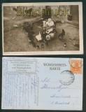Klein Lottchens Spielkameraden sw-AM Wöchnerinnen Verein 1917 (d5204)