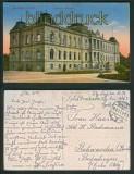 Gotha farb-AK Herzogliches Museum 1917 (d5387)