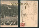 Davos-Platz sw-AK Panorama 1907 (a0892)