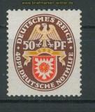 dt. Reich Mi # 434 Wappen Schaumburg-Lippe postfrisch (27275)