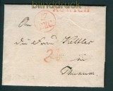 Aurich Vorphila-Brief 24.12.1816 nach Thunum  (27292)